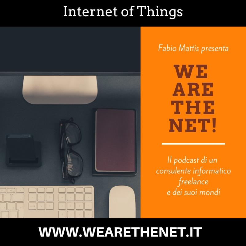 [Audio] Internet of Things, l'Internet delle Cose