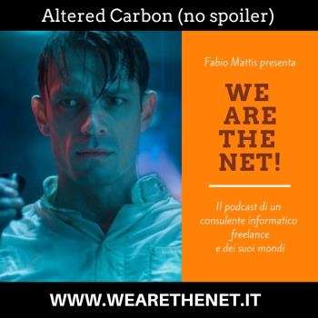 Altered Carbon (recensione senza spoiler)