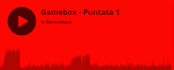 GameBox- Puntata 1